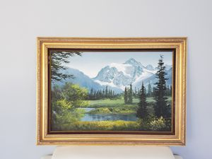 Landscape Painting - Canvas in Frame for Sale in Las Vegas, NV