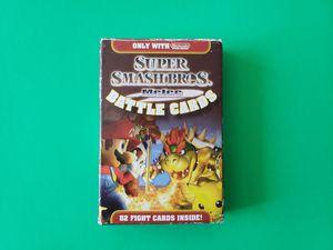 Super Smash Bros. Melee Battle Cards for Sale in Gilroy, CA