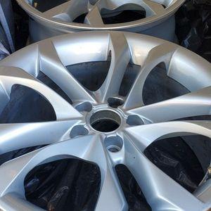 """Audi 18"""" Rims (Audi OEM 8.0Jx18H2 Wheels) for Sale in Torrance, CA"""