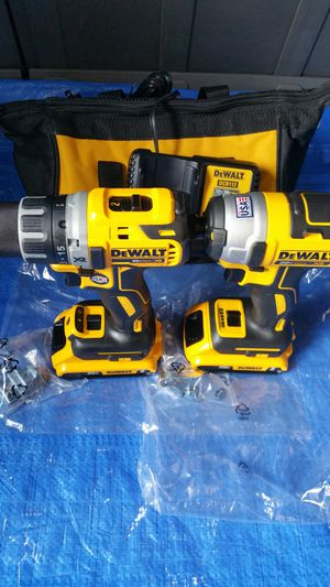 $265... Dewalt XR Brushless impact/ drill Combo Set.NEW for Sale in Evergreen, CO