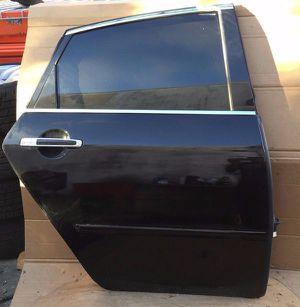 2006 - 2007 Infiniti M35 M45 Rear Right Side Door Black for Sale in Fort Lauderdale, FL