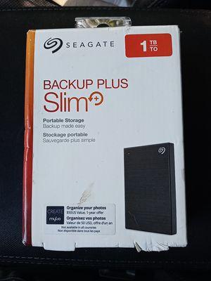Backup plus slim for Sale in Philadelphia, PA