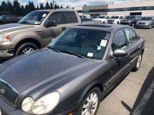 2002 Hyundai Sonata for Sale in North Auburn, WA