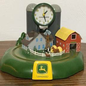 John Deere Tractor Clock for Sale in Dillsburg, PA