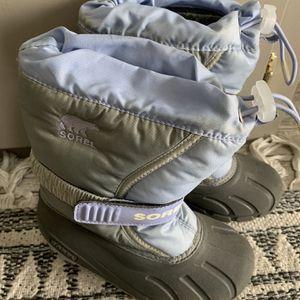 Kids/Toddler Sorel Snow Boots for Sale in Newark, CA