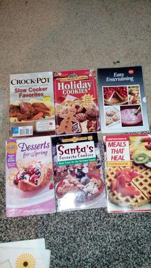 Cook books for Sale in Saint Joseph, MO