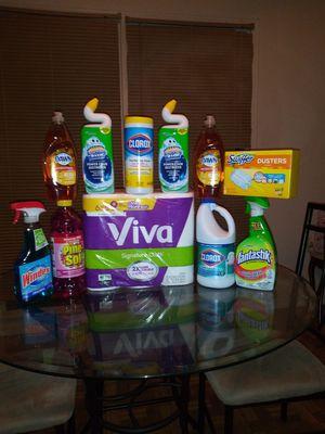 Clean Up Bundle $27 for Sale in Millington, TN