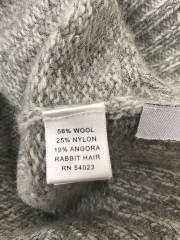Banana Republic Wool/Angora Sweater - Size M