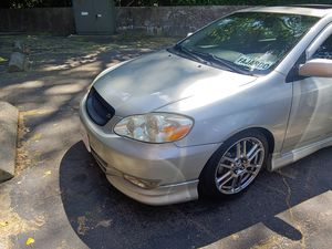 2003 Toyota Corolla type s 5 speed. for Sale in Westfield, MA