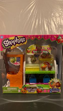 Shopkins Fruit and Vegetable Stand for Sale in Purcellville,  VA