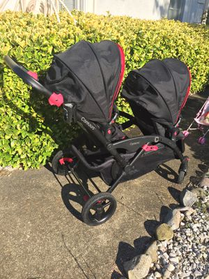 Double baby stroller for Sale in Virginia Beach, VA