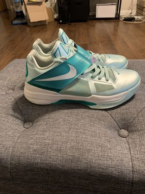 NIKE ZOOM KD IV 4 'EASTER' for Sale in Ceres, CA