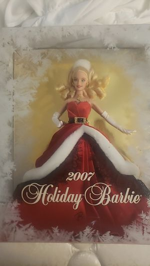 2007bholiday barbie for Sale in Los Angeles, CA