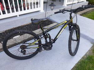 26 inch mountain bike for Sale in Plainfield, IL