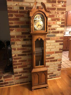 Herschede Grandfather Clock for Sale in Fairfax, VA