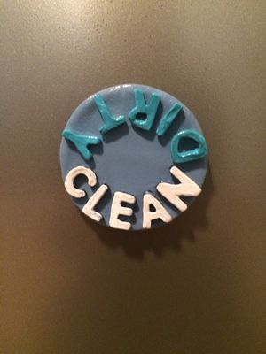 Dishwasher Indicator Magnet for Sale in Gallatin, TN