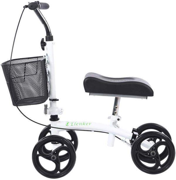 Elenker knee scooter knee walker