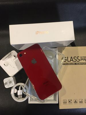 IPHONE 8 UNLOCKED FOR ANY CARRIER COMPANY & WORLDWIDE 64GB for Sale in Monterey Park, CA
