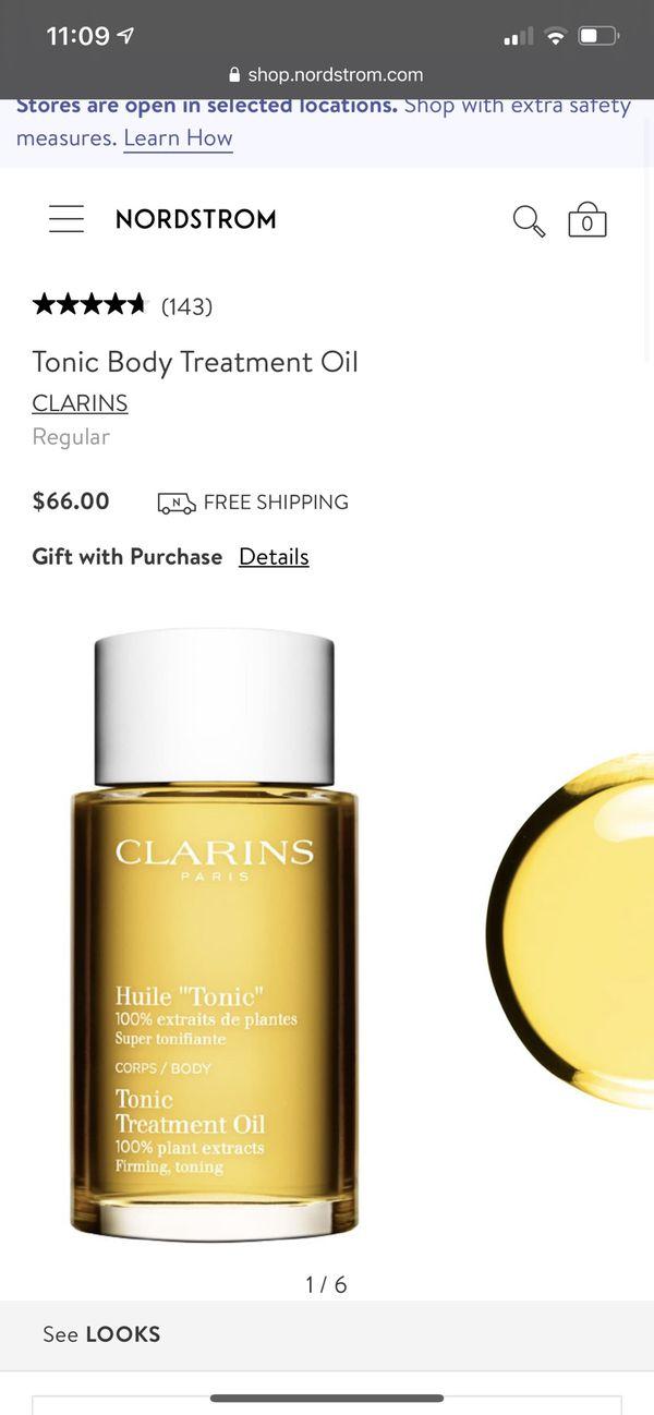 Clarins body treatment set(100ml+200ml+30ml)