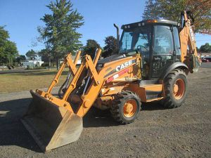 2011 Case 580N Backhoe for Sale in Andover, MA