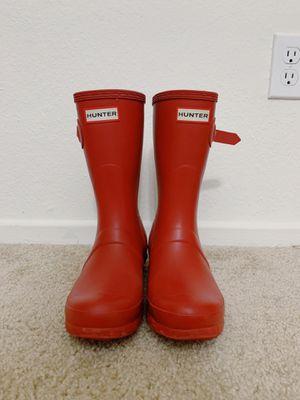 Hunter rain boots for Sale in Union City, CA