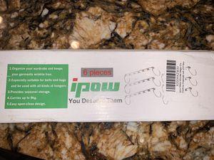 IPOW METAL CLOSET ORGANIZER - $8 for Sale in Alexandria, VA