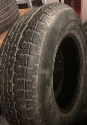 Tire single 205/75/14 Goodyear trailer for Sale in Temecula, CA