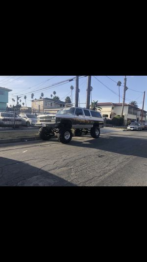 lifted suburban for Sale in Los Angeles, CA
