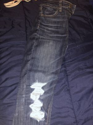 American Eagle size 4 skinny jeans for Sale in Fort Myers, FL