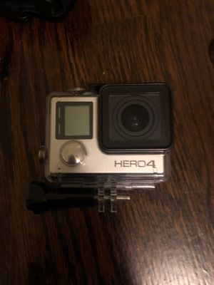 GoPro Hero 4 with chest mount. Need to get rid of it fast. Lmk for Sale in Belle Isle, FL