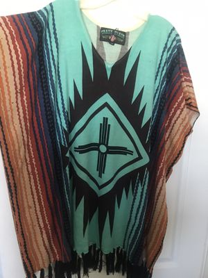Boutique poncho for Sale in Lancaster, CA
