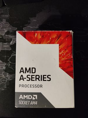 Amd A6-9500 cpu, am4 socket for Sale in Chino Hills, CA