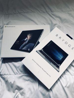 Surface Pro & Backlit Keyboard Bundle for Sale in Seattle, WA