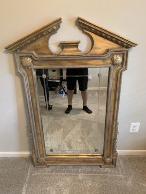 Gold Mirror for decorating for Sale in Montgomery Village, MD