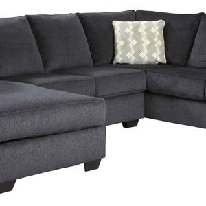 NEW IN THE BOX, SLATE LAF SECTIONAL, SLATE, SKU#41303 for Sale in North Tustin, CA