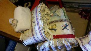 Complete boy or girl baby crib set for Sale in Laurel, MD