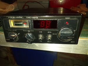 Realistic trc 421a radio transmitter for Sale in Levittown, PA