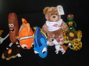 Plush toys for Sale in Pompano Beach, FL