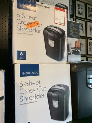 Paper shredder for Sale in Modesto, CA