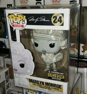 Marilyn Monroe - Funko Pop Black & White Exclusive for Sale in Los Angeles, CA