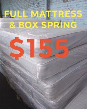 FULL MATTRESS SET for Sale in Inglewood, CA