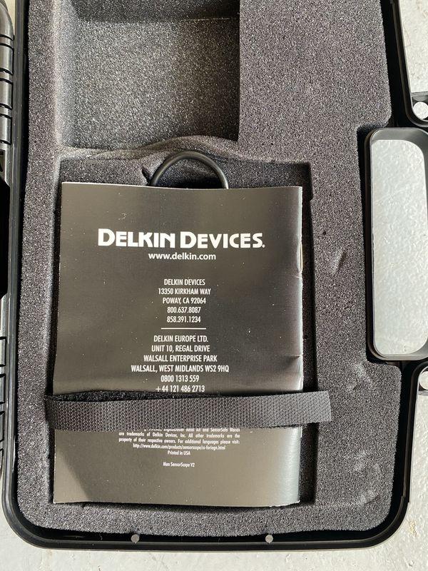 Delkin Devices sensor scope