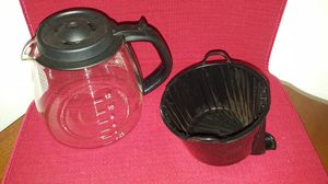 Mr Coffee Carafe & Basket Replacement for Sale in Alta Loma, CA