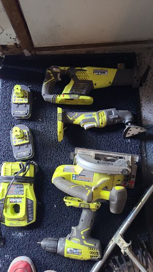 Ryobi power tools for Sale in Wood Village, OR