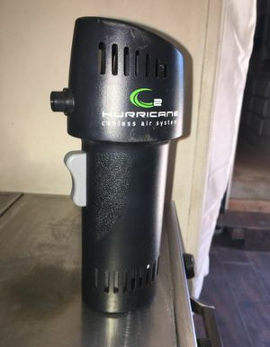 Hurricane Canless Air System for Sale in Ramona, CA