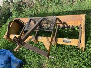Box Scraper for three point hitch for Sale in Covington, WA