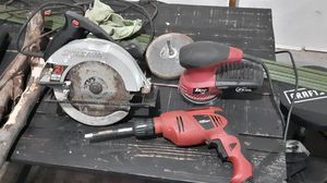 Skil saw skil sander drill for Sale in Nixa, MO