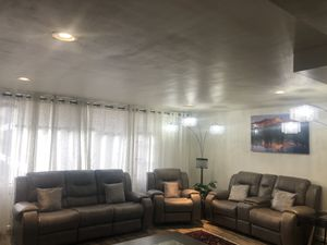 Sofa, Loveseat and Recliner for Sale in Alexandria, VA