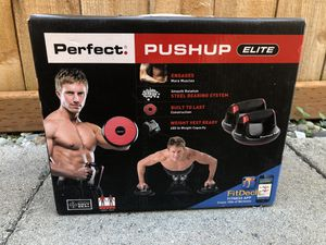 Perfect Pushup Elite for Sale in Lynnwood, WA