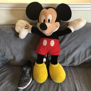 Disney Plush Mickey Mouse XXL for Sale in Austin, TX